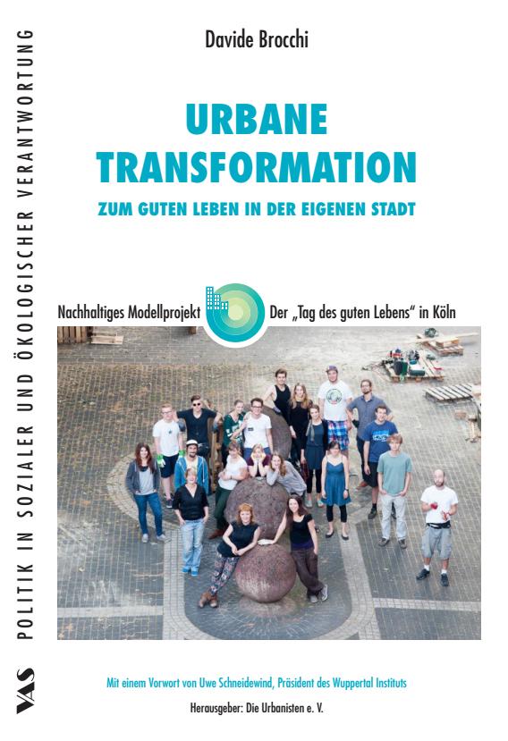 Davide Brocchi Urbane Transformation